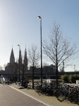 Ulmus New Horizon (amsterdam westerdok) 140203c